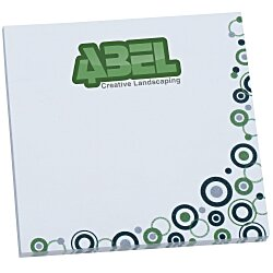 View a larger, more detailed picture of the Bic Sticky Note - Designer - 3x3 - Dots - 50 Sheet