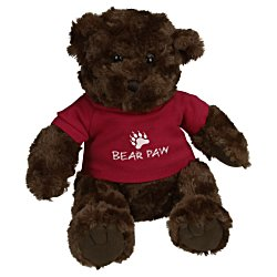 View a larger, more detailed picture of the Traditional Teddy Bear - Dark Brown