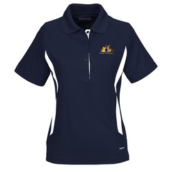 View a larger, more detailed picture of the Mitica Performance Polo - Ladies - TE Transfer