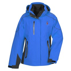 View a larger, more detailed picture of the Teton 3-in-1 Waterproof Jacket - Ladies - TE Transfer