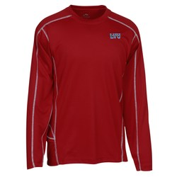 View a larger, more detailed picture of the Fulcrum LS UltraCool T-Shirt - Men s