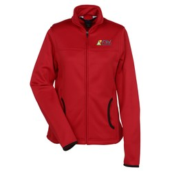 View a larger, more detailed picture of the Solstice TempUp Performance Fleece Jacket - Ladies