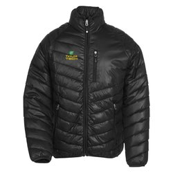 View a larger, more detailed picture of the Crystal Mountain Hooded Jacket - Men s