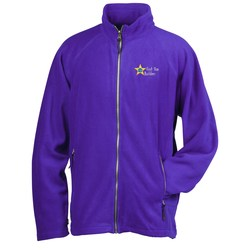 View a larger, more detailed picture of the Katahdin Tek Fleece Jacket - Men s - Closeout Color