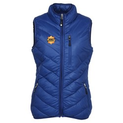 View a larger, more detailed picture of the Crystal Mountain Vest - Ladies