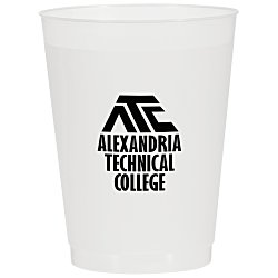 View a larger, more detailed picture of the Economy Frost Stadium Cup - 16 oz