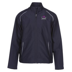 View a larger, more detailed picture of the Cutter & Buck Weathertec Beacon Jacket - Men s