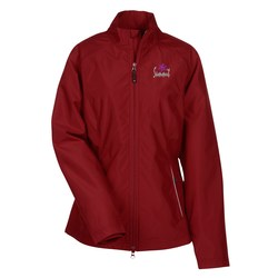 View a larger, more detailed picture of the Cutter & Buck Weathertec Beacon Jacket - Ladies