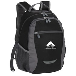 View a larger, more detailed picture of the High Sierra Curve Backpack