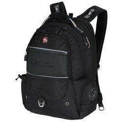 View a larger, more detailed picture of the Wenger Scan Smart Journey Laptop Backpack