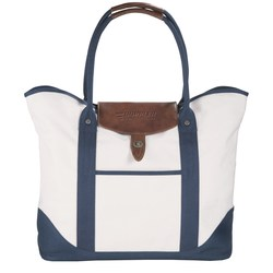 View a larger, more detailed picture of the Cutter & Buck Legacy Cotton Boat Tote