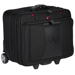 View a larger, more detailed picture of the Wenger Transit Deluxe Wheeled Laptop Case