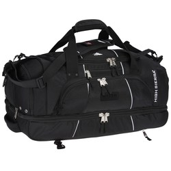 View a larger, more detailed picture of the High Sierra Colossus 26 Drop Bottom Duffel