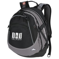 View a larger, more detailed picture of the High Sierra Fat-Boy Daypack