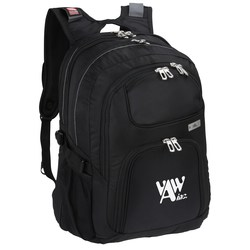 View a larger, more detailed picture of the High Sierra Optima Fly-By Laptop Backpack
