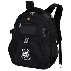 View a larger, more detailed picture of the Wenger Edge Laptop Backpack