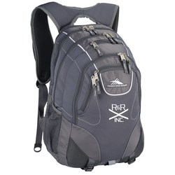 View a larger, more detailed picture of the High Sierra Vortex Fly-By Laptop Backpack