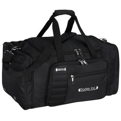 View a larger, more detailed picture of the Kenneth Cole Tech Travel Duffel Bag