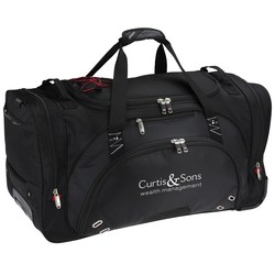 View a larger, more detailed picture of the elleven 26 Wheeled Duffel