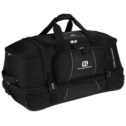 View a larger, more detailed picture of the High Sierra Elevate 28 Drop Bottom Wheeled Duffel