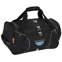 View a larger, more detailed picture of the High Sierra Elite Tech-Sport Duffel - Embroidered