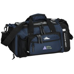 View a larger, more detailed picture of the High Sierra 21 Water Sport Duffel - Embroidered
