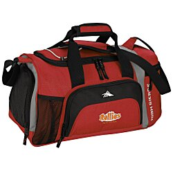 View a larger, more detailed picture of the High Sierra 22 Switch Blade Duffel - Embroidered