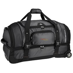 View a larger, more detailed picture of the High Sierra Executive Sport Wheeled Duffel