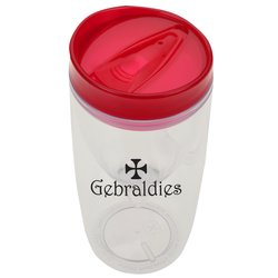 View a larger, more detailed picture of the Vini Wine Tumbler - 8-1 2 oz