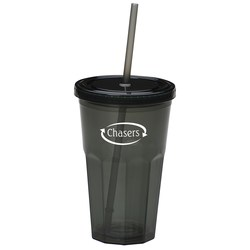 View a larger, more detailed picture of the Sedici Surge Tumbler - 17 oz - Closeout Color