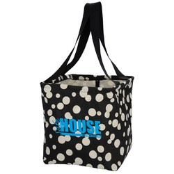 View a larger, more detailed picture of the Utility Tote - 12-1 2 x 11 - Bubble Explosion