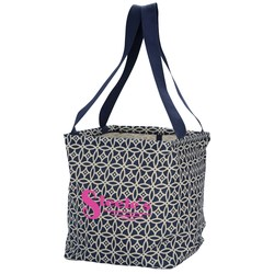 View a larger, more detailed picture of the Utility Tote - 12-1 2 x 11 - Sailing Compass
