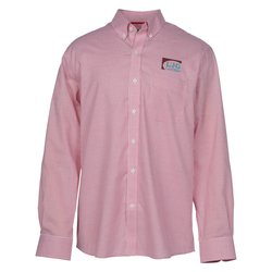 View a larger, more detailed picture of the Cutter & Buck Epic Tattersall Shirt - Men s