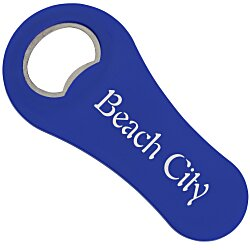 View a larger, more detailed picture of the Rally Magnet Bottle Opener