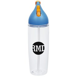 View a larger, more detailed picture of the Neon Sport Bottle - 24 oz