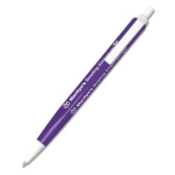 View a larger, more detailed picture of the Bic Tri-Stic Magnet Pen - Fine Point