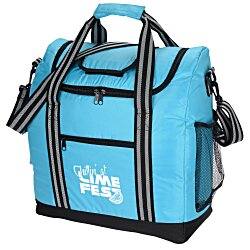 View a larger, more detailed picture of the Flip Flap Insulated Kooler Bag