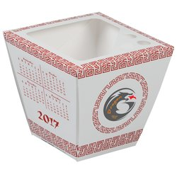 View a larger, more detailed picture of the Take Out Box Calendar