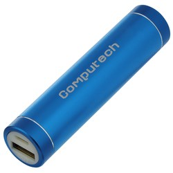 View a larger, more detailed picture of the Cylinder Power Bank - 2200 mAh