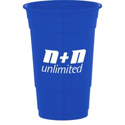 View a larger, more detailed picture of the Game Day Stadium Cup - 22 oz