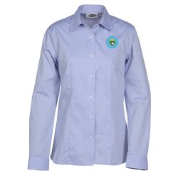 View a larger, more detailed picture of the Signature Non-Iron Dress Shirt - Ladies
