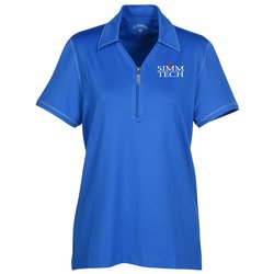 View a larger, more detailed picture of the Callaway Industrial Stitch Polo - Ladies