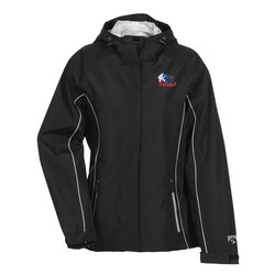 View a larger, more detailed picture of the Storm Creek Waterproof Rain Jacket - Ladies