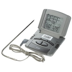 View a larger, more detailed picture of the Digital Kitchen Thermometer - Closeout