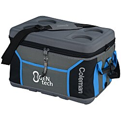 View a larger, more detailed picture of the Coleman Sport Collapsible Soft Cooler