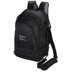 View a larger, more detailed picture of the elleven Vertex Convertible Travel Backpack