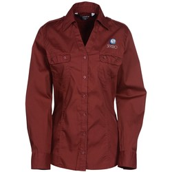 View a larger, more detailed picture of the Aero Double Pocket Shirt - Ladies