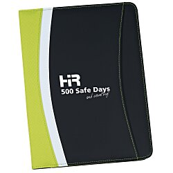 View a larger, more detailed picture of the Color Curve Padfolio