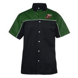 View a larger, more detailed picture of the Downshifter Twill Shirt - Men s