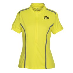 View a larger, more detailed picture of the Peloton Bike Jersey - Ladies